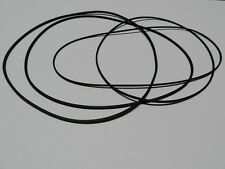 Cuatro cantos correa set Philips n 4418 Rubber Drive Belt