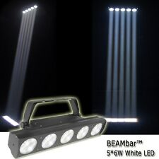 Chauvet BeamBar White Beam LED Light Effect Disco DJ Lighting