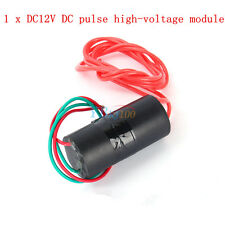 DC 6v~12V to 500Kv Boost Step-up Pulse Power Module High-Voltage Generator