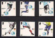 Great Britain 2006 WK Voetbal  postfris/mnh