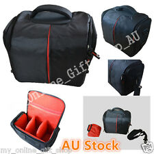 DSLR SLR Camera Bag Digital Cam Carry Case Cover for Canon Nikon Sony Samsung