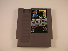 Mario Bros. (Nintendo Entertainment System, 1986) Original Arcade Classics NES