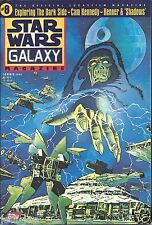 Topps Star Wars Galaxy Magazine #8 Roleplaying Game Dark Vendetta Cam Kennedy