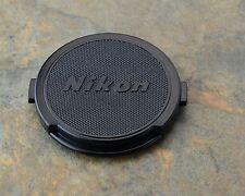 Excellent Genuine Nikon NIKKOR 52mm Clip-on Front Lens Cap Japan Snap-on (#1486)