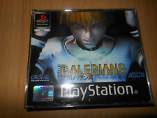 Galerians - Sony PS1 Game - MINT COLLECTORS
