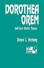 Dorothea Orem: Self-Care Deficit Theory (Notes on Nursing Theories)-ExLibrary