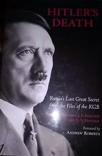 Hitler's Death: Russia's Last Great Secret from the Files of the KGB A. Roberts