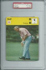 1977-79 (1978) Sportscaster Arnold Palmer Putting Italy #41-05 PSA 8.5 NM-MT+