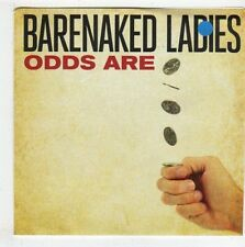 (EZ33) Barenaked Ladies, Odds Are - DJ CD