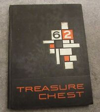 1962 Putnam City High School Yearbook Oklahoma City The Treasure Chest
