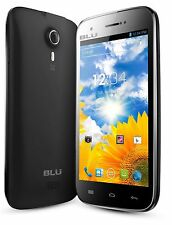 NEW Unlocked BLU Studio 5.0 C HD Quad Core Smartphone - White (D534U)