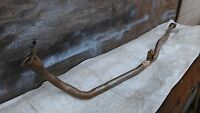 MAZDA B1600 PICK UP LWB 1973 TO 1985 EXHAUST FRONT PIPE DOWN PIPE