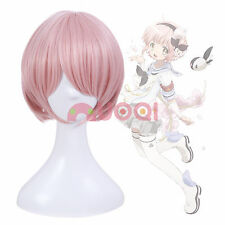 Magical Girl Raising Project Himekawa Koyuki Snowwhite Cosplay Full Wig USA Ship