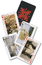 NEW Vampire Knight Playing Cards Official Licensed by GE GE2029