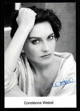 Constance Karlsbad AUTOGRAFO MAPPA ORIGINALE FIRMATO # BC 25699