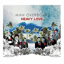 Heavy Love by Man Overboard (Vinyl, Apr-2016, Rise Records)