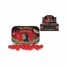 Dante's Inferno Hot Cinnamon Candy Balls In Novelty Hellish Metal Gift Tin