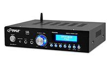 Pyle PDA5BU Stereo Amp W/am/fm Bt