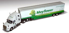 DCP MAYFLOWER KEY CITY FREIGHTLINER CASCADIA W/KENTUCKY TRAILER 1/64 DIECAST