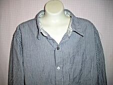 Mens Mambo Size Large Long Sleeve Button Up Shirt