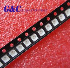 100 pcs SMD SMT 3528 Super bright GREEN LED lamp Bulb GOOD QUALITY