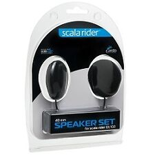 40mm Speaker Set for Cardo Scala Rider Qz / Q1 / Q3 / G9x Audio Kits - SPAU0002