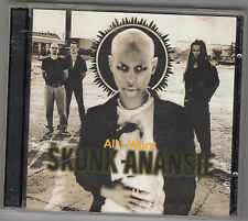 SKUNK ANANSIE - all i want CD single double