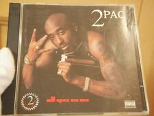 Used_CD Eyez On Me Import, Explicit Lyrics 2 Pack FREE SHIPPING FROM JAPAN BE42