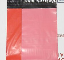 "100 pink & red 10 x 13""  Poly Mailers Envelope Shipping Supply Bags(50pcs/color)"