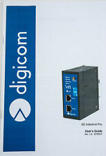 Digicom - 3G Industrial PRO RS485 - HSPA 3G remote controller with RS485 line