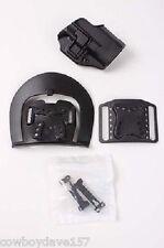 BlackHawk CQC Serpa Holster Glock 43 410568BK-R Matte Black Finish Right Handed
