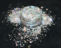 Beautiful Glitter Mix for Nail Art Dancing Queen For Acrylic / Gel Application