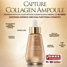 AHC Capture Collagen Ampoule 50ml, Korean Cosmetic, Skincare, Winkle Care, Serum