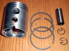 Kit Piston Complet Jupe Courte (Neuf)  Velosolex Solex 2200 - 3300 - 3800 - 5000