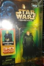 RARE EXPANDED UNIVERSE CLONE EMPEROR PALPATINE. MOC  FREE U.S. SHIPPING