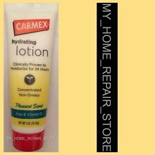 FREE S&H! CARMEX HYDRATING HEALING LOTION CONCENTRATED WITH ALOE & VITAMIN E 1oz