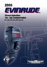 Evinrude Outboard Owners Manual 2005 225 HP   FPL, FSL, FPX, FCX, FPZ, FCZ & FHL