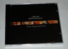 "Carcass ""Reek De Putrefaction"" CD - Gore Arte Dentro"
