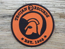 ECUSSON PATCH THERMOCOLLANT aufnaher toppa TROJAN records ska rocksteady reggae
