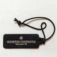Vacheron Constantin Malte Dual Time Regulator Tag Etichetta CACHET Wachssiegel