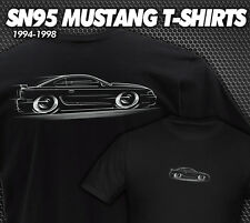 Mustang T-Shirt SN95 GT Cobra Small-XL 1994 1995 1996 1997 1998  Ford