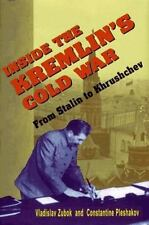 Inside the Kremlin's Cold War: From Stalin to Khrushchev-ExLibrary
