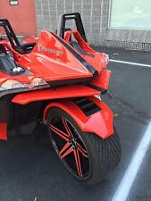 Polaris Slingshot Rear Spoiler w/ Plate Relocator included