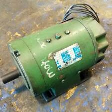 NIPPON ELECTRIC INDUSTRY CO., LTD. 0.75KW 2500RPM DC MOTOR TYPE ND 75?? D2HT