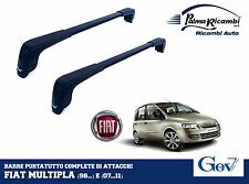 4815 BARRE PORTATUTTO GEV SPECIFICHE FIAT MULTIPLA 98 E 07