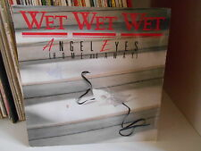 "WET WET WET ""ANGELS EYES-WE CAN LOVE"" 7"""