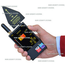 Spy Camera Detector Protect 1206i Listening GPS trackers Bug GSM Finder Hidden