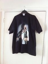 IAN ANDERSON (x Jethro Tull member) t-shirt 2009 TOUR DATES vintage gift present