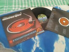 STATUS QUO - If You Can't Stand The Heat EX+/EX UK LP 1ST PRESSING //1 //2