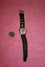 Vintage Barrington Waterproof Watch Swiss Made 7 Jewels Anti Shock Running
